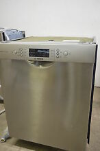 Bosch SGE68U55UC 24  Stainless Built In Dishwasher NOB  7458