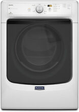 Maytag MED3100DW 27  White Front Load Electric Dryer NIB  8655 HL