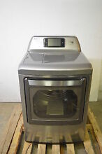 LG DLGX6002V 27  Graphite Steel Front Load Dryer 7 3 Cu Ft  NOB  6701 CLW