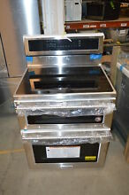 KitchenAid KFID500ESS 30  Stainless Double Oven Induction Range NOB T2  21769