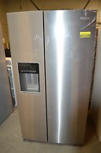 Whirlpool WRS588FIHZ 36  Stainless Side by Side Refrigerator NOB T2  22272