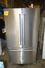 KitchenAid KRFF305ESS 36  Stainless French Door Refrigerator NOB T2  22475 CLW