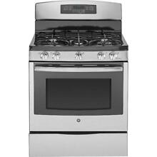 GE PGB920SEFSS 30  Stainless Freestanding 5 Burner Gas Range NIB NEW DAILY DEAL