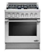 DCS RGV305N 30  Stainless Professional Style Slide In Gas Range NIB NEW DEAL