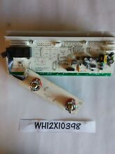 WH12X10398 GE WASHER CONTROL BOARD  FREE SHIPPING