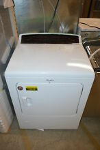 Whirlpool WGD7300DW 29  White Front Load Gas Dryer NOB T2  22624