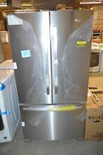 Whirlpool WRF535SMBM 36  Stainless French Door Refrigerator NOB  19276 WLK