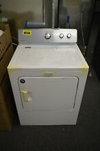 Maytag MEDC215EW 29  White Front Load Electric Dryer NOB T 2  14847 CLW