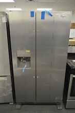Whirlpool WRS325FDAM 36  Stainless Side By Side Refrigerator NOB T 2  15251