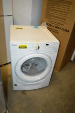 Whirlpool WGD75HEFW 27  White Front Load Gas Dryer NOB T2  22693 CLW