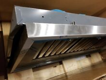 Vent A Hood M46PSLD SS Stainless Steel M 46  Wall Mount Liner Insert with Sin