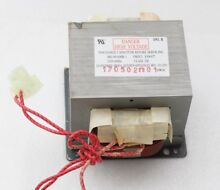 OEM GE Emerson Magic Chef MD 903AMR 1 OBY2 High Voltage Transformer Microwave