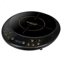 Brentwood Select TS 391 Single Electric Induction Cooktop  Black