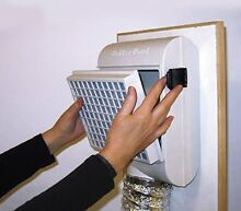 Indoor Dryer Vent Energy Saving Traps Lint Double Filter Safety Alert Laundry