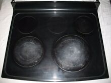 GE Kenmore Stove Glass Cooktop Surface WB62T10475 Range Oven Main Top Assembly