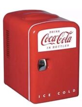 Coca cola retro personal fridge