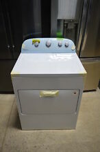 Whirlpool WED5000DW 29  White Front Load Electric Dryer NOB  16496 CLW