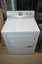 Maytag MEDC300XW 29  White Front Load Electric Dryer NOB   23133 CLW