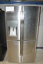 Samsung RF23J9011SR 36  Stainless French Door Refrigerator NOB CD  9196 CLW