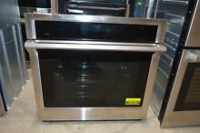 Samsung NV51K6650SS 30  Stainless Single Electric Wall Oven NOB  23104