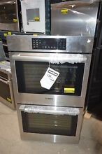 Bosch HBL8651UC 30  Stainless Double Electric Wall Oven NOB  23099