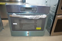 GE JT3000SFSS 30  Stainless Single Electric Wall Oven NOB  23113
