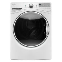 Washer Whirlpool 4 5 cuft Load Go High Efficiency Stackable Front Load WFW92HEFW