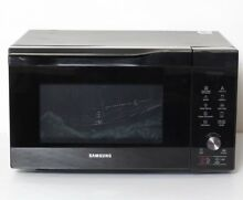 Samsung MC11K7035CG 1 1 Cu Stainless Steel Convection Microwave Q89 PICKUP ONLY