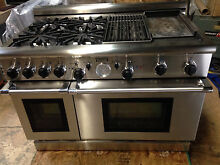 Thermador PG484GGBS 48  Gas Pro Grand Range 4 Burner   Griddle   Grill