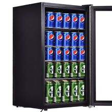 3 35 Cu  Ft 120 Can Home Kitchen Mini Beverage Refrigerator Cooler Soda Beer US