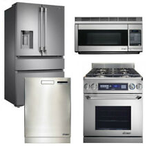 Dacor Appliance Kitchen Package with Dual Fuel 30  Range