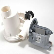 Whirlpool  WPW10391443 Washer Drain Pump Assembly for WHIRLPOOL MAYTAG AMANA