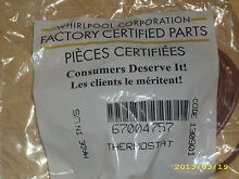67004757 Whirlpool  Maytag  others Refrigerator Defrost Thermostat