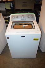 Maytag MVWX655DW 28  White Top Load Washer NOB P  23359 CLW