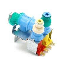 Whirlpool WPW10420083 Refrigerator Water Inlet Valve Assembly