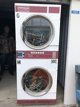 22   COMMERCIAL WASHERS AND DRYERS