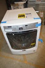 Maytag MHW5500FW 27  White Front Load Washer NOB T2   19308 CLW