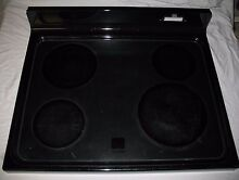 GE Kenmore Stove Glass Cooktop Surface WB62X10001 Range Oven Main Top Assembly