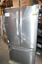 Whirlpool WRF540CWHZ 36  Stainless French Door Refrigerator NOB CD  23473
