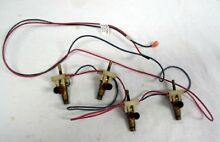 Whirlpool Gas Range Igniters   Gas Valves w Wiring   Tested   PN   3196690