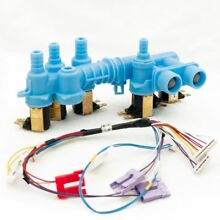 Kenmore Elite  W10372095 Washer Water Inlet Valve for KENMORE