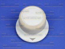 Whirlpool  WP3957750 Dryer Timer Knob  White  for WHIRLPOOL KENMORE