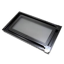Kenmore  5304440857 Wall Oven Microwave Door Inner Panel  Black  for