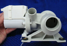 GE Front Load Washing Machine Drain Pump  Tested PN WH23X10028  I9108