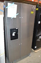 Whirlpool WRS325SDHZ 36  Stainless Side by Side Refrigerator NOB  23301