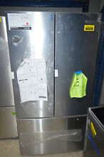 Whirlpool WRF992FIFM 36  Stainless French Door Refrigerator NOB  14106 CLW