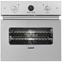 VIKING SINGLE OVEN 27  5 SERIES ELECTRIC SINGLE CAPACITY WALL OVEN VESO5272SS