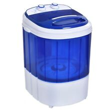 Portable Mini Washer Washing Machine Laundry Dorm Condo Clothes Timer Compact US