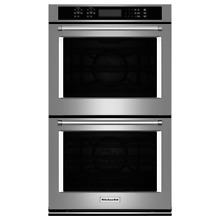 KitchenAid KODE507ESS 27  Stainless Double Electric Wall Oven NOB  23793