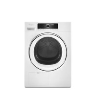 Whirlpool WHD5090GW 24  White Front Load Electric Dryer NOB  23787